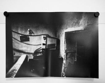 SALE: Lightsick II - analogue film photography poster