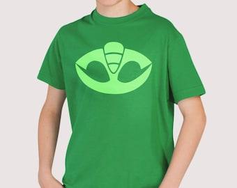 Greg/Gekko T-shirt and Long Sleeve shirt (kids and adult sizes)