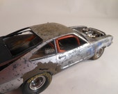 Ford Mustang,, 1/24 scale model, Pony Car,RatRod