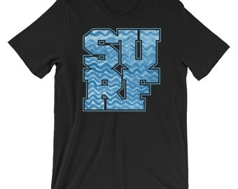 Surf T-Shirt | Surfer Gifts | Surfing Shirt | Surf Shirt | Surfing Gifts | Gifts for Surfer | Surf Clothing | Surf Apparel