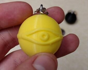 Millennium eye keychain Yugioh