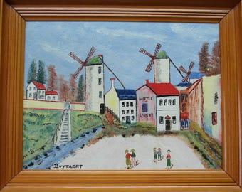 Signed Buytaert: Art Brut - Naïeve - outsider art