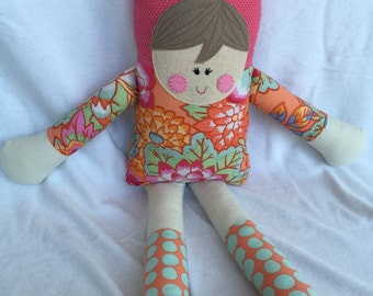 Softie doll, Rag Doll.