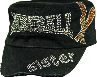 Baseball Sister Hat
