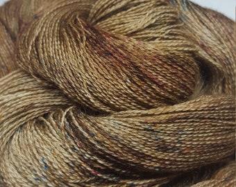 Lanartus Baby Alpaca Lace, hand dyed 100g
