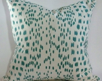 Brunschwig & Fils Les Touches Pillow Cover