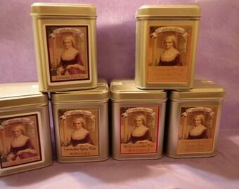 Martha's Own Lavender Teas