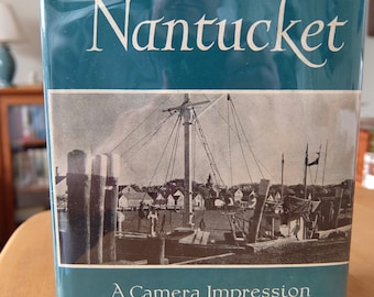 NF/NF, 1939, Nantucket: a Camera Impression, Samuel Chamberlain