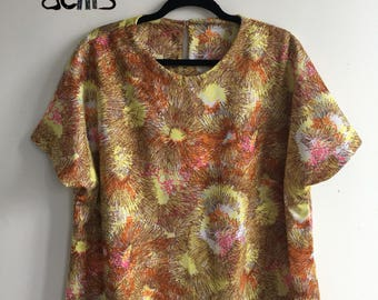 Vintage 70's Handmade Shirt