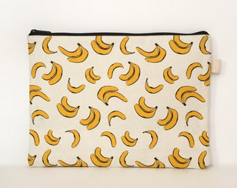13 Inch Laptop Sleeve,  13 Inch MacBook Pro, 13 Inch MacBook Pro Retina, MacBook Pro Cover, MacBook Pro Sleeve, Laptop Sleeve 13 - Banana