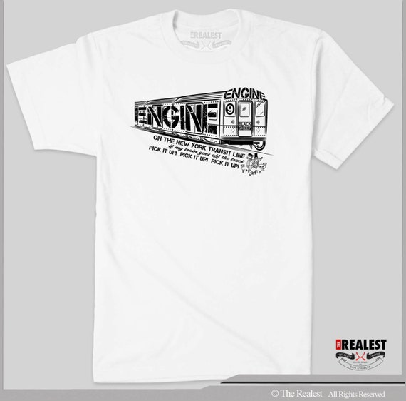 Engine Engine 9 Classic Hip Hop T Shirt Black Sheep The Choice is yours DJ  Vinyl Collector Golden Age Boom Bap
