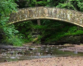 Hocking Hills Bridge