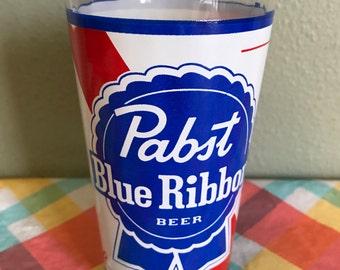 Vintage PBR Glass Pabst