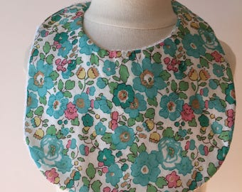 Liberty of London baby bib