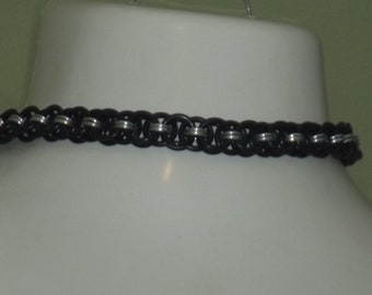 Tough Stretch Helm Chainmaille Choker