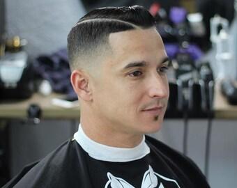 Organized Barber Cape