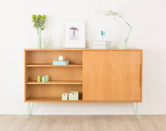 60s sideboard, chest of drawers, 50s, vintage, WK (505019)