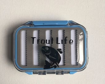 Trout Life fly box