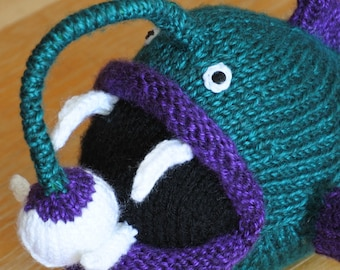 Knitted Anglerfish