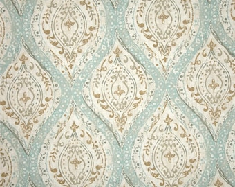 Ariana Spa, Magnolia Home Fashions - Cotton Upholstery Fabric By The Yard