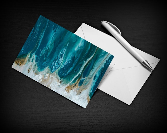 Holiday Cards, Set of Blank Cards with Envelopes, Fine Art Greeting Card Stationary Cards Stationary Set, Thank you Cards, Anniversary Card