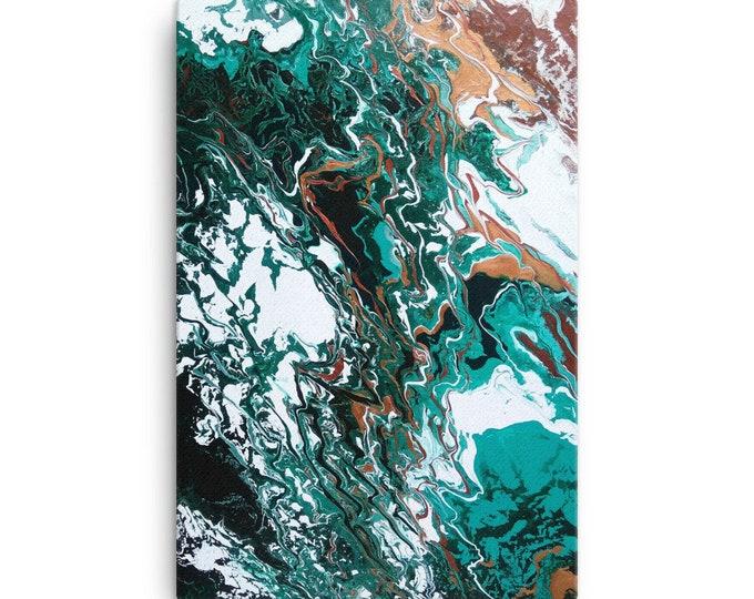 Aalia Canvas Print