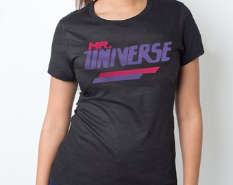 Mr. Universe T- Shirt