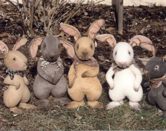 Primitive E-PATTERN The Gangs All Hare