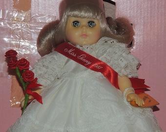 1987 MISS GINNY Doll #71-2050