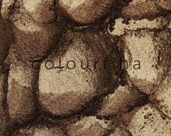 Coffee Cocoa Mica Powder
