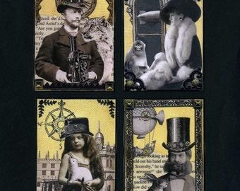The Golden Compass - Art Card Set