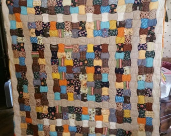 Patchwork Quilt- Twin