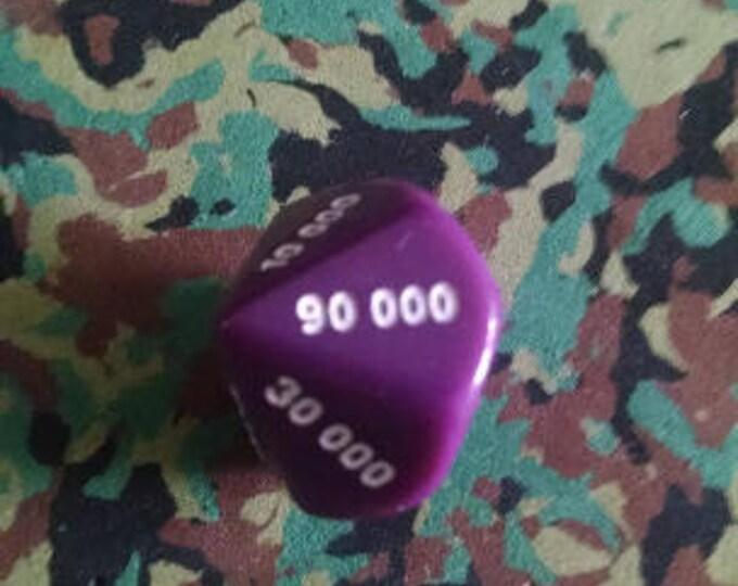 Unusual Dice - d00000