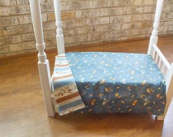 Newborn bedding photo prop, toddler bedding photo prop