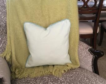 Light Blue Nursery pillow