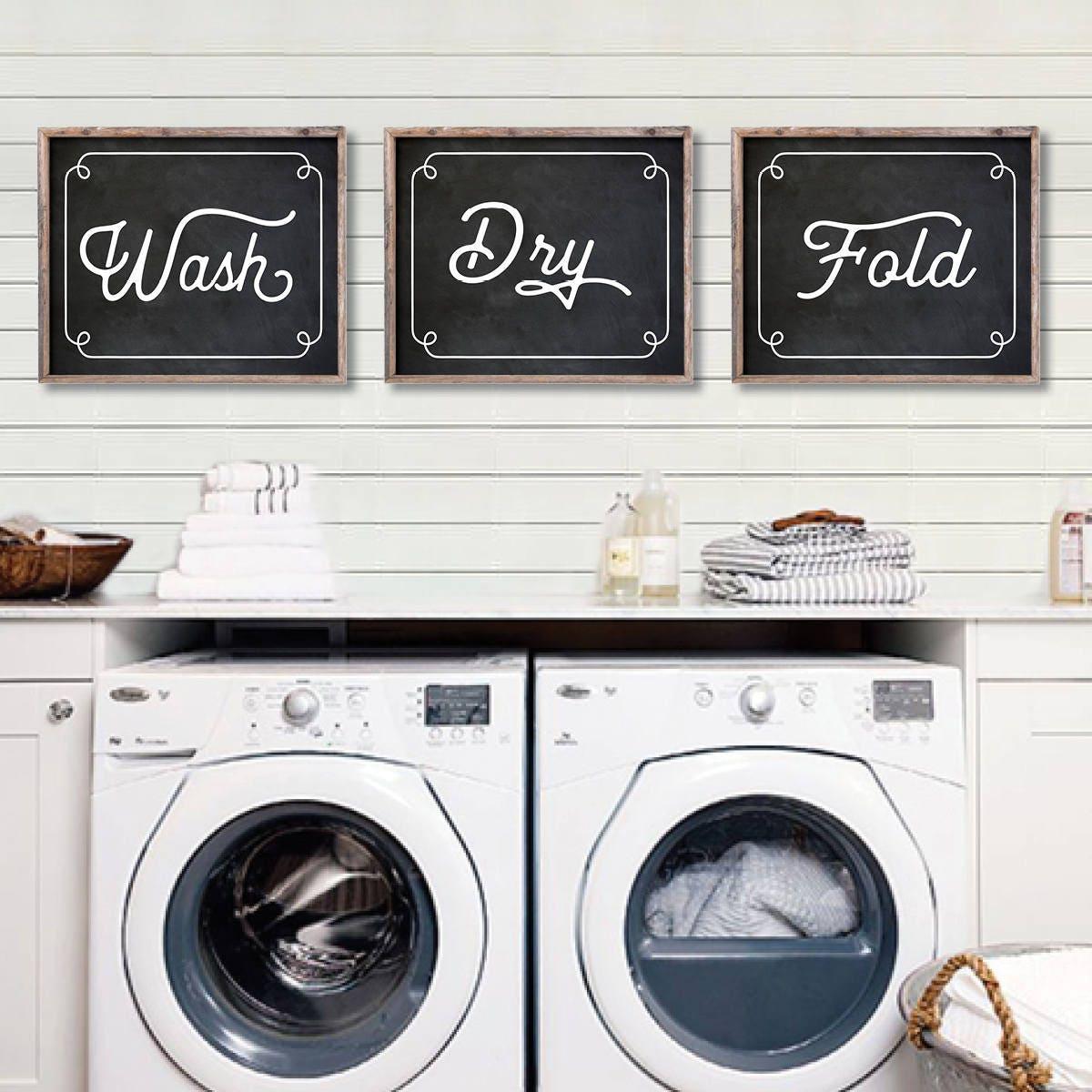 Laundry Room Decor. Laundry Room Sign - Laundry Room Decorations ...