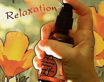 Releasing Worry and Fear, Flower Essence Aromatherapy Spray for Stress, Anxiety, Organic Reiki-Infused, Body and Aura Spray, Spa