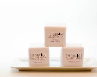 Fizzing bath cubes, bath bomb, bath fizzy, soothing bath bomb, spa bath experience, moisturizing bath, gift for her, shower favors