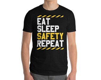 Safety Short-Sleeve T-Shirt