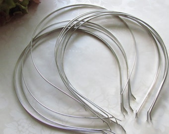 5mm Metal Headbands /