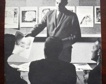 Advertising Career Brochure, American Association of Advertising Agencies