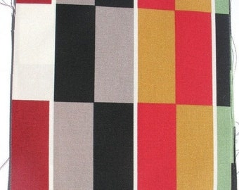 25% OFF - Racing Stripes - IKEA Helsinge Cotton Fabric Quilting Charm Squares