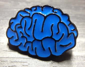 Brain Pin Organ Badge Accessories for Women Brooches_010