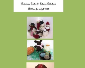 Holiday Pattern Collection Special Digital Download