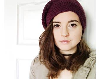 The Basic Winter Crochet Hat