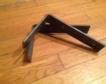 Metal Brackets-Steel Shelf Brackets-Iron Wall Brackets