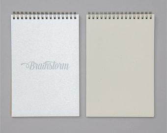 Shimmer Brainstorm Journal