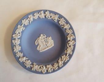Wedgewood Cupid Asleep Jasperware Dish