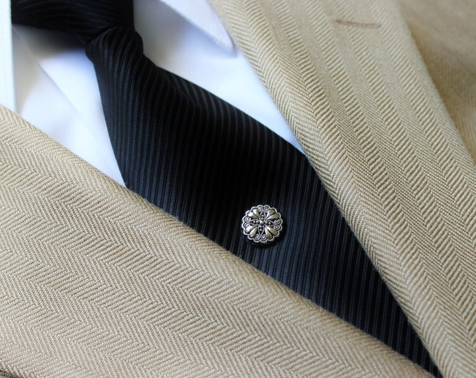 Tie Pin, Tie Tack Pin, Men's Tie Tacks, Tie Tac, Silver Tie Clip, Tie Clips Men, Wedding Tie Clip, Silver Tie Tack, Gift for Dad