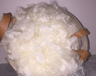 Hand Picked Kid Mohair Fleece